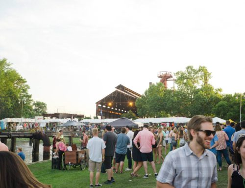 Magic City Brewfest 2021 Returns to Sloss Furnaces